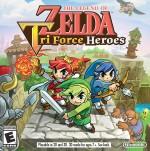 The Legend of Zelda: Triforce Heroescover