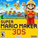 Super Mario Maker For Nintendo 3DS cover
