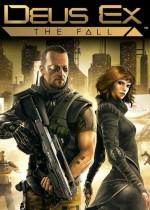 Deus Ex: The Fall cover