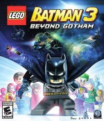Lego Batman 3: Beyond Gothamcover