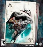 Batman: Return to Arkhamcover