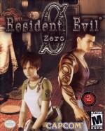 Resident Evil Zerocover
