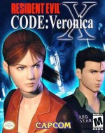Resident Evil Code: Veronica X HD cover