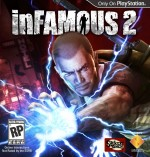 Infamous 2cover