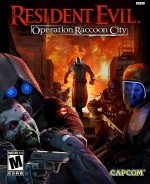 Resident Evil: Operation Raccoon Citycover