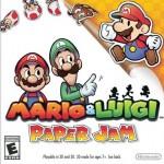 Mario & Luigi Paper Jam cover