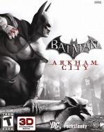 Batman: Arkham Citycover