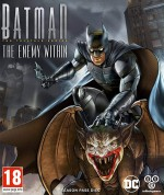 Batman: The Enemy Within – Episode 3: Fractured Mask cover