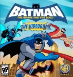 Batman: The Brave and the Bold the Videogame cover