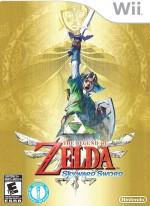 The Legend of Zelda: Skyward Sword cover