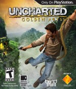 Uncharted: Golden Abyss cover