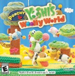 Poochy And Yoshi's Woolly Worldcover