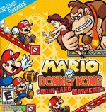Mario vs. Donkey Kong: Mini-Land Mayhem cover
