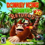 Donkey Kong Country Returns 3D cover