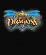 Hearthstone: Descent of Dragonscover