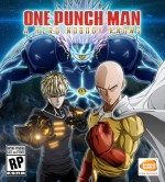 One Punch Man: A Hero Nobody Knowscover