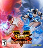Street Fighter V: Champion Editioncover