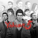 Yakuza 5cover
