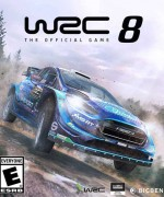 WRC 8cover