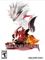 SaGa Scarlet Grace: Ambitions cover