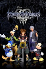 Kingdom Hearts III Re Mind cover