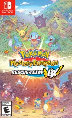 Pokémon Mystery Dungeon: Rescue Team DXcover