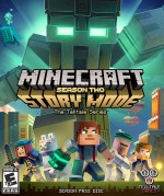 Minecraft: Story Mode – Season Two: Giant Consequences cover