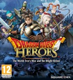 Dragon Quest Heroes: The World Tree's Woe and the Blight Belowcover