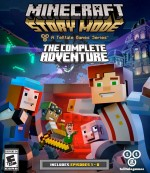 Minecraft: Story Mode – The Complete Adventurecover