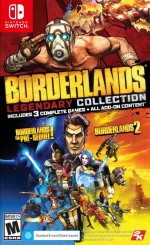 Borderlands Legendary Collectioncover