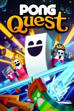 Pong Quest cover