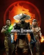 Mortal Kombat 11: Aftermath cover