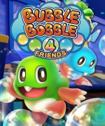 Bubble Bobble 4 Friendscover