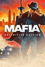 Mafia: Definitive Editioncover