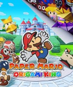 Paper Mario: The Origami King cover