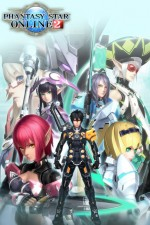 Phantasy Star Online 2cover