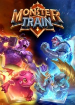 Monster Traincover