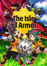 Pokémon Sword & Shield: The Isle Of Armorcover