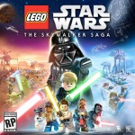 LEGO Star Wars: The Skywalker Sagacover