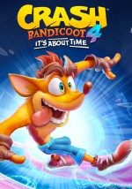 Crash Bandicoot 4: It's About Timecover