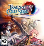 The Legend of Heroes: Trails of Cold Steel IVcover