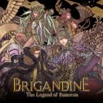 Brigandine: The Legend of Runersia cover