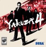 Yakuza 4cover