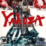 Yakuza: Dead Souls cover