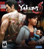 Yakuza 6: The Song of Lifecover