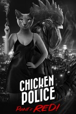 Chicken Policecover