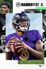 Madden NFL 21cover