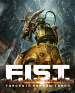 F.I.S.T.: Forged In Shadow Torchcover