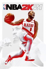 NBA 2K21cover