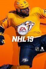 NHL 19cover